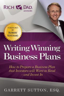 Writing Winning Business Plans By Sutton, Garrett